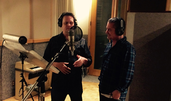 Mike Patton and Mark Kozelek