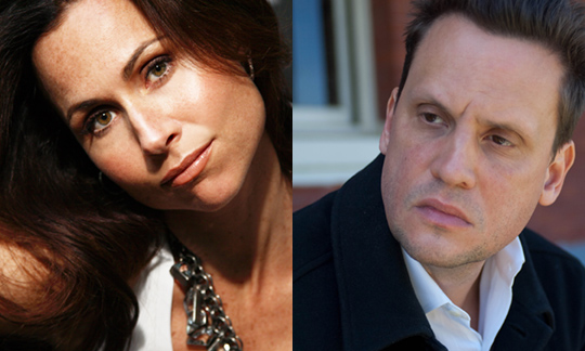 Mark Kozelek and Minnie Driver