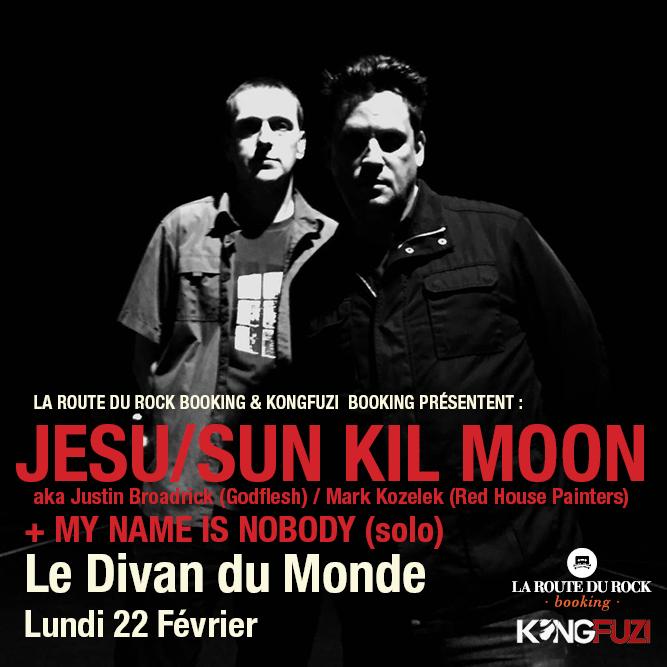 Stream Jesu/Sun Kil Moon
